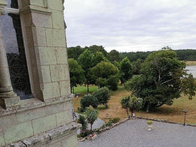 Le mariage de Adrien et Charlotte à Questembert, Morbihan 9
