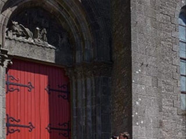 Le mariage de Adrien et Charlotte à Questembert, Morbihan 2