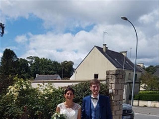 Le mariage de Adrien et Charlotte à Questembert, Morbihan 13