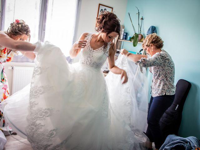 Le mariage de Dimitri et Vanessa à Chaumont, Haute-Marne 15