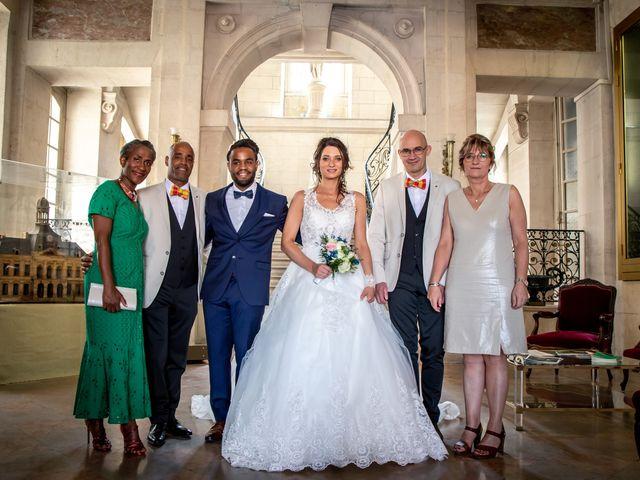 Le mariage de Dimitri et Vanessa à Chaumont, Haute-Marne 31
