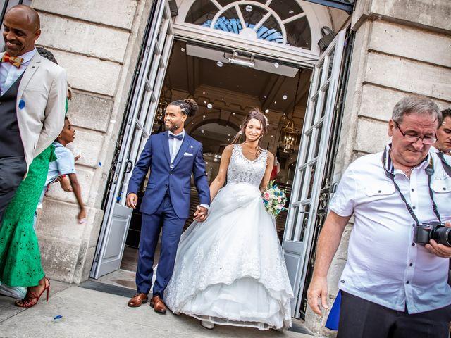 Le mariage de Dimitri et Vanessa à Chaumont, Haute-Marne 32