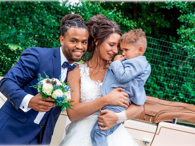 Le mariage de Dimitri et Vanessa à Chaumont, Haute-Marne 62