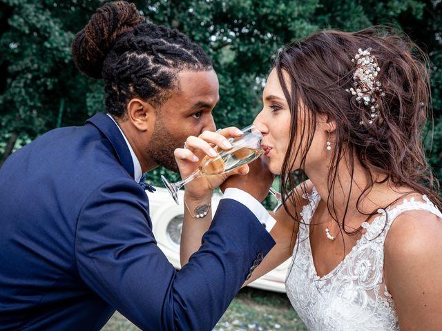 Le mariage de Dimitri et Vanessa à Chaumont, Haute-Marne 63