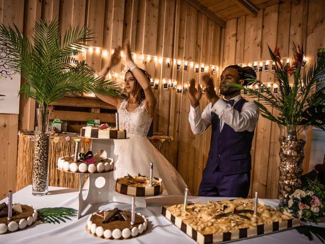 Le mariage de Dimitri et Vanessa à Chaumont, Haute-Marne 95