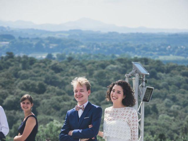 Le mariage de Raphaël et Candela à Ogenne-Camptort, Pyrénées-Atlantiques 4