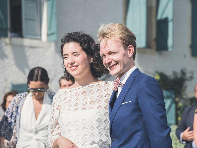 Le mariage de Raphaël et Candela à Ogenne-Camptort, Pyrénées-Atlantiques 11