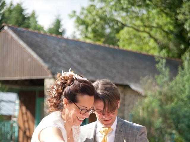 Le mariage de Xavier et Barbara à Riaillé, Loire Atlantique 62