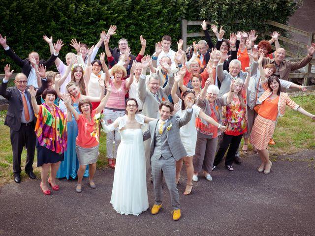 Le mariage de Xavier et Barbara à Riaillé, Loire Atlantique 65