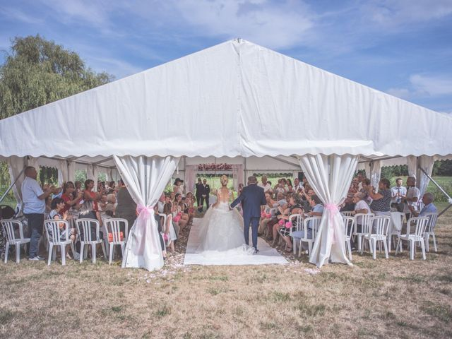 Le mariage de Clément et Malaury à Roanne, Loire 8
