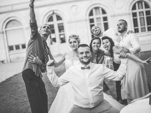 Le mariage de Clément et Malaury à Roanne, Loire 25