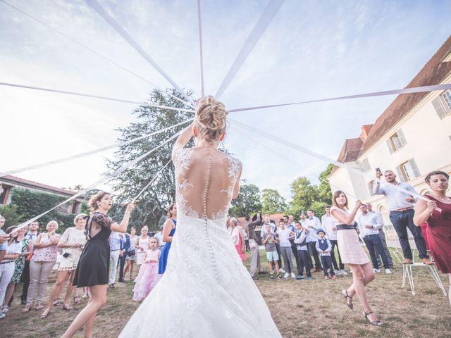 Le mariage de Clément et Malaury à Roanne, Loire 26