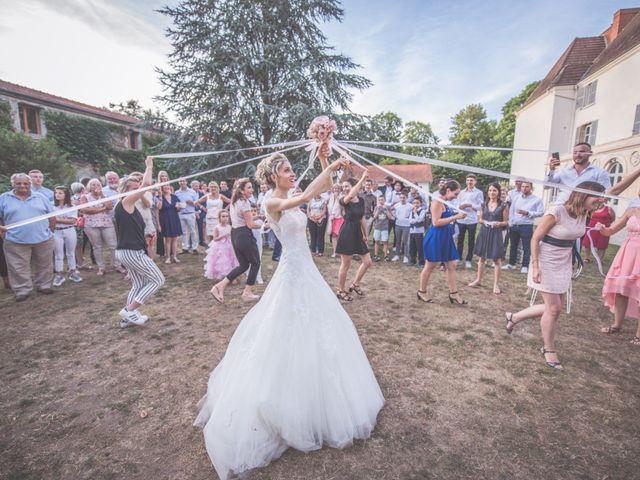 Le mariage de Clément et Malaury à Roanne, Loire 27