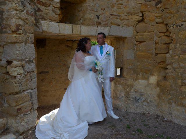 Le mariage de Emmanuel et Laetitia à Thouars, Deux-Sèvres 5