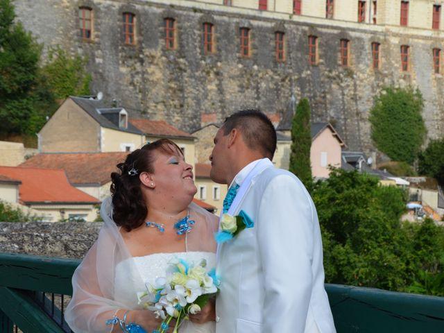 Le mariage de Emmanuel et Laetitia à Thouars, Deux-Sèvres 7