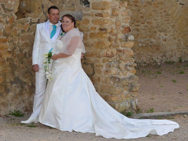 Le mariage de Emmanuel et Laetitia à Thouars, Deux-Sèvres 1