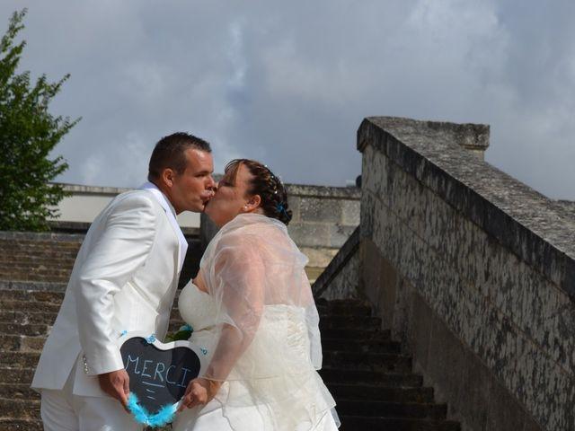 Le mariage de Emmanuel et Laetitia à Thouars, Deux-Sèvres 11