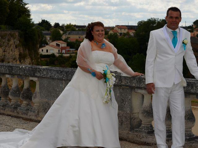 Le mariage de Emmanuel et Laetitia à Thouars, Deux-Sèvres 12