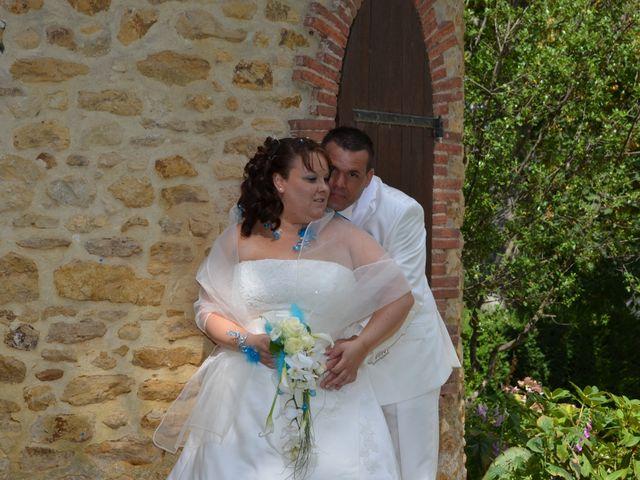 Le mariage de Emmanuel et Laetitia à Thouars, Deux-Sèvres 2