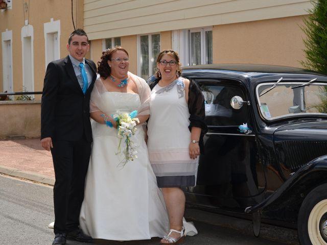 Le mariage de Emmanuel et Laetitia à Thouars, Deux-Sèvres 23