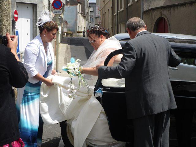 Le mariage de Emmanuel et Laetitia à Thouars, Deux-Sèvres 25
