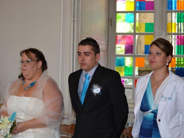 Le mariage de Emmanuel et Laetitia à Thouars, Deux-Sèvres 33
