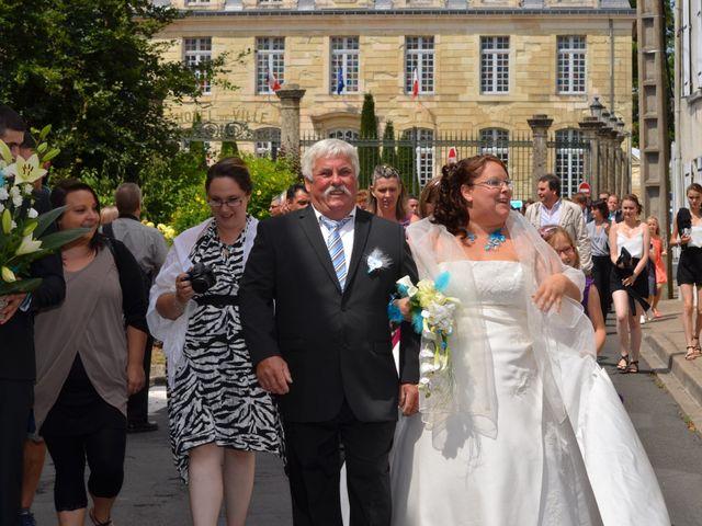 Le mariage de Emmanuel et Laetitia à Thouars, Deux-Sèvres 40
