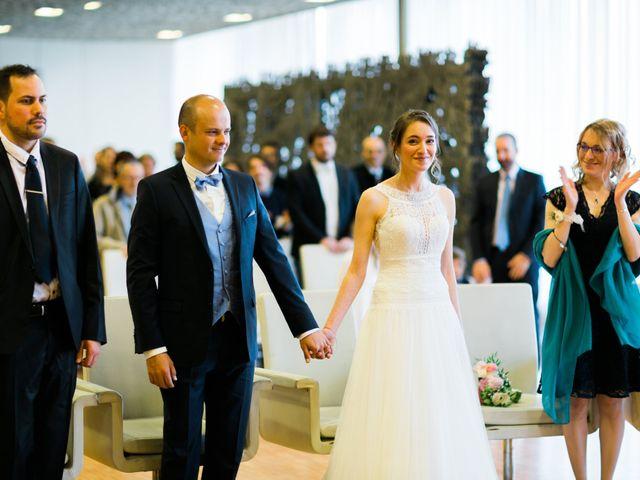 Le mariage de Delphine et Dario