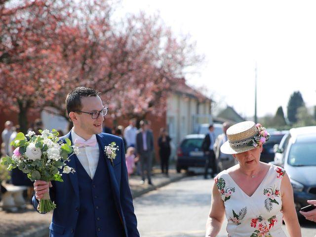 Le mariage de Joffrey et Christiana à Bacqueville-en-Caux, Seine-Maritime 18