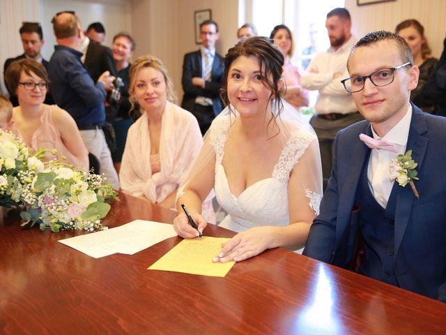 Le mariage de Joffrey et Christiana à Bacqueville-en-Caux, Seine-Maritime 22