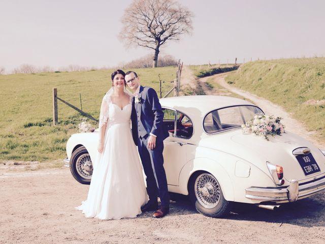 Le mariage de Joffrey et Christiana à Bacqueville-en-Caux, Seine-Maritime 27