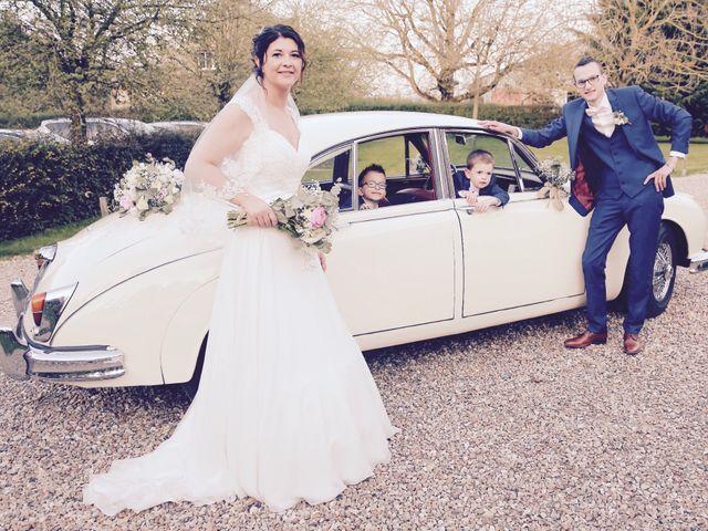 Le mariage de Joffrey et Christiana à Bacqueville-en-Caux, Seine-Maritime 43