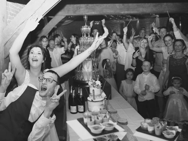 Le mariage de Joffrey et Christiana à Bacqueville-en-Caux, Seine-Maritime 78