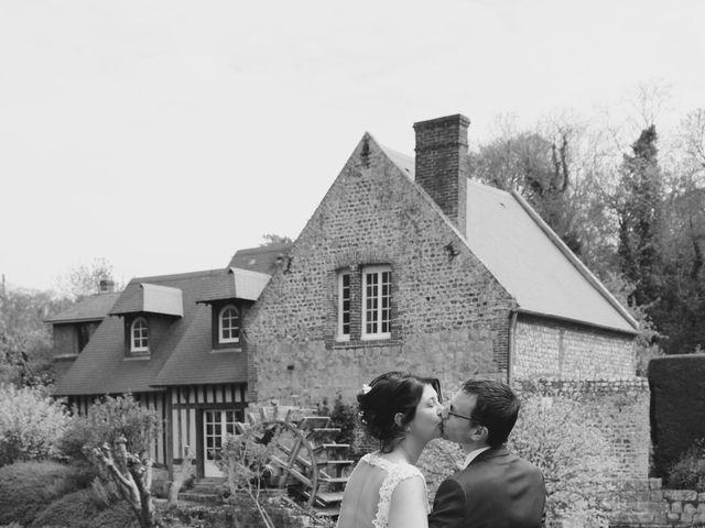 Le mariage de Joffrey et Christiana à Bacqueville-en-Caux, Seine-Maritime 84