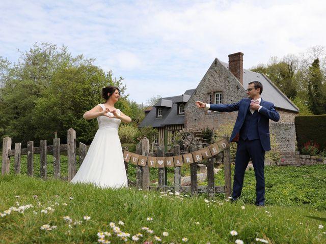 Le mariage de Joffrey et Christiana à Bacqueville-en-Caux, Seine-Maritime 86