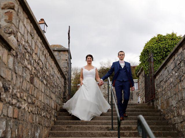 Le mariage de Joffrey et Christiana à Bacqueville-en-Caux, Seine-Maritime 91