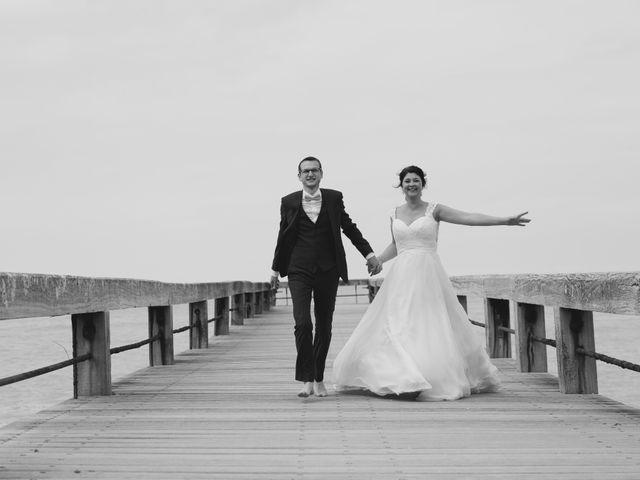 Le mariage de Joffrey et Christiana à Bacqueville-en-Caux, Seine-Maritime 93