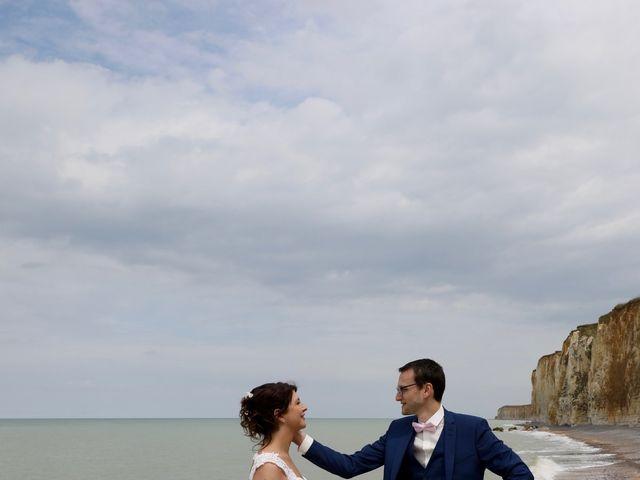 Le mariage de Joffrey et Christiana à Bacqueville-en-Caux, Seine-Maritime 95