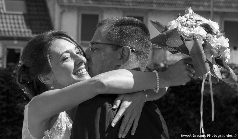 Le mariage de Patrick et Estelle à Duttlenheim, Bas Rhin