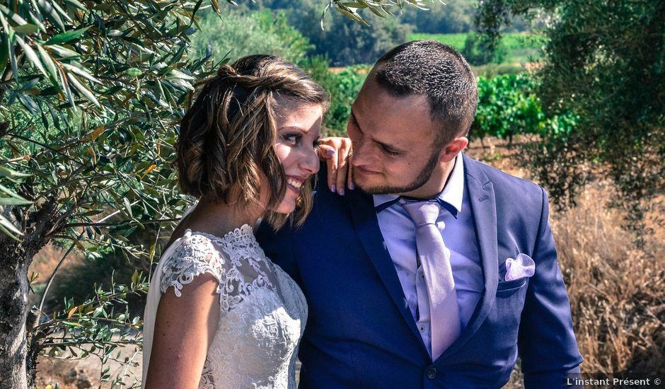 Le mariage de Nicolas et Morgane à Gignac, Hérault
