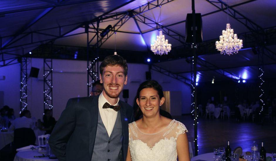 Le mariage de Adrien et Charlotte à Questembert, Morbihan