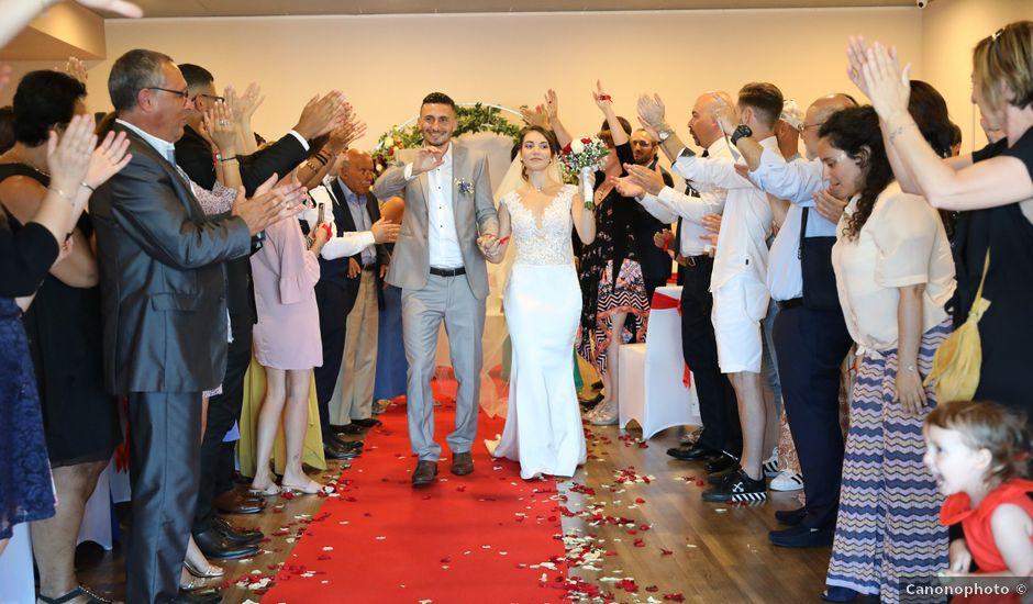 Le mariage de Lucas et Rachel à Grasse, Alpes-Maritimes