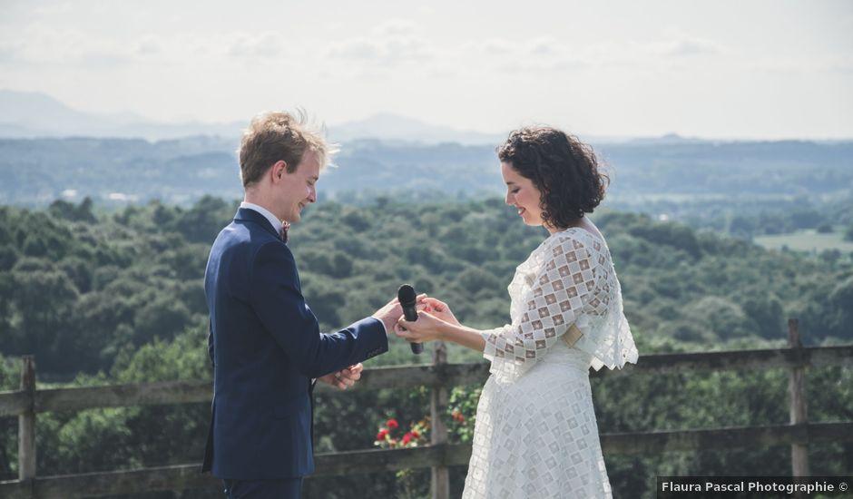 Le mariage de Raphaël et Candela à Ogenne-Camptort, Pyrénées-Atlantiques
