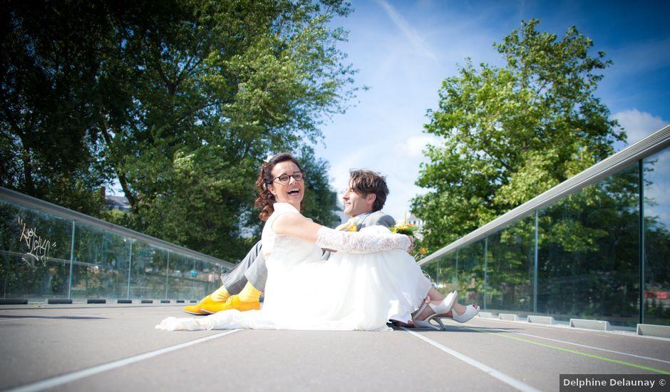 Le mariage de Xavier et Barbara à Riaillé, Loire Atlantique