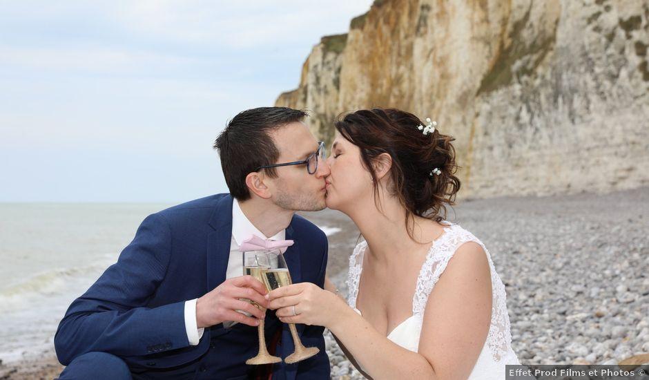 Le mariage de Joffrey et Christiana à Bacqueville-en-Caux, Seine-Maritime
