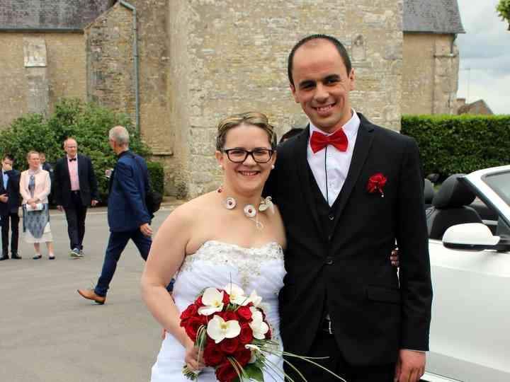 Le mariage de marjolaine et mickael