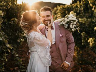 Le mariage de Celia et Julien