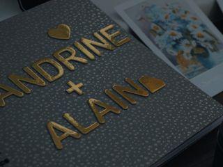 Le mariage de Sandrine et Alain 1