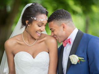 Le mariage de Alister et Madina
