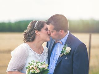 Le mariage de Rachel et Andy